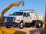 Ford F-650 Super Duty Crew Cab 2007 images
