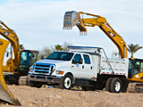 Ford F-650 Super Duty Crew Cab 2007 photos