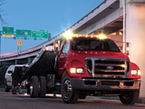 Ford F-650 Super Duty Tow Truck 2007 wallpapers