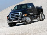 Photos of Geiger Ford F-650 2008