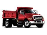 Ford F-650 Super Duty Dump Truck 2007 wallpapers