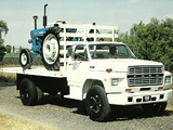 Pictures of Ford F-700 1980–83