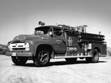 Ford F-750 Firetruck by Seagrave 1956 photos