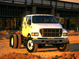 Ford F-750 Super Duty 1999–2004 wallpapers