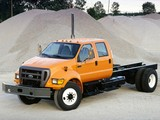 Ford F-750 Super Duty Crew Cab 2007 wallpapers