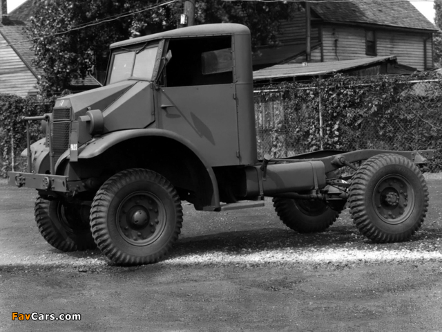 Pictures of Ford F8A 1940 (640 x 480)