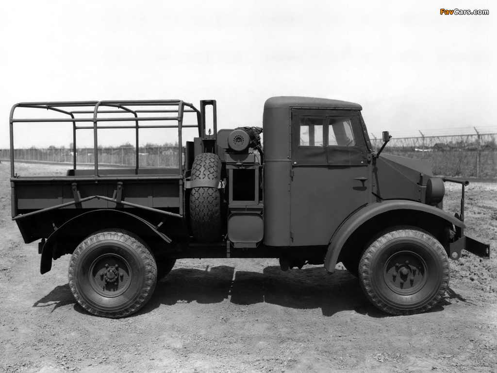 Ford F8 No.12 Cab 1941 wallpapers (1024 x 768)