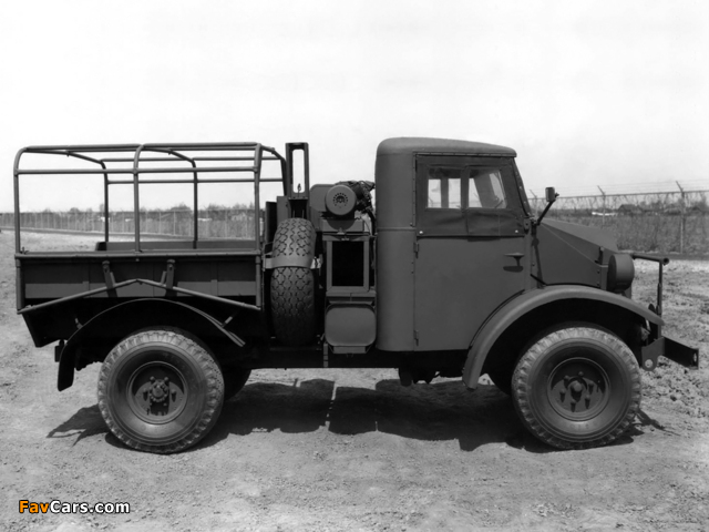 Ford F8 No.12 Cab 1941 wallpapers (640 x 480)