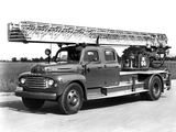 Ford F8 DL-30 by Metz 1948–50 wallpapers