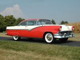 Ford Fairlane Victoria Hardtop Coupe (64C) 1956 images