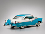 Ford Fairlane Victoria Hardtop Coupe (64C) 1956 pictures