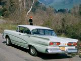 Ford Fairlane Town Sedan 1958 wallpapers