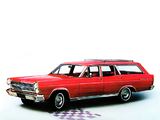 Ford Fairlane 500 Station Wagon 1966 images