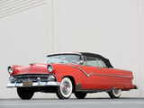 Images of Ford Fairlane Sunliner Convertible 1955