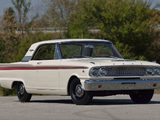 Photos of Ford Fairlane 500 Sports Coupe 1963