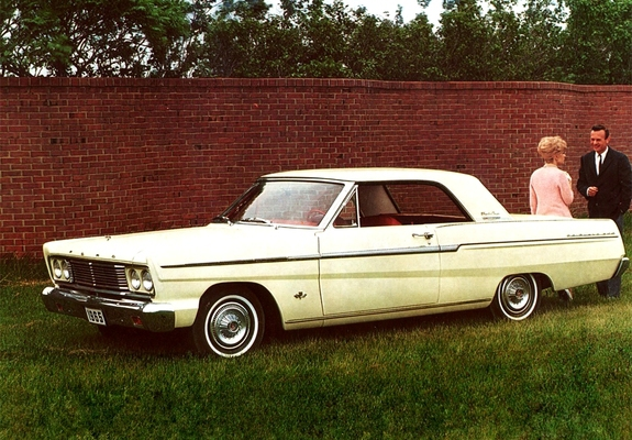 Photos Of Ford Fairlane 500 2 Door Hardtop 1965