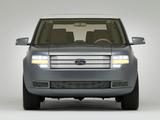 Photos of Ford Fairlane Concept 2005