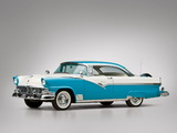 Pictures of Ford Fairlane Victoria Hardtop Coupe (64C) 1956