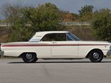 Pictures of Ford Fairlane 500 Sports Coupe 1963