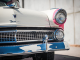 Ford Fairlane Crown Victoria Skyliner (64B) 1955 wallpapers
