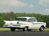 Ford Fairlane 500 Club Victoria 1957 wallpapers