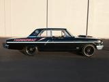 Ford Fairlane Thunderbolt V8 1964 wallpapers