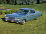 Ford Fairlane Sport Coupe 1965 wallpapers