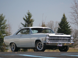 Ford Fairlane 500GT 427 R-code 1966 wallpapers