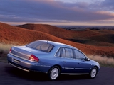 Ford Fairlane Ghia (BA) 2003–05 wallpapers
