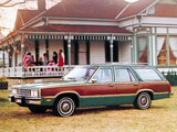 Ford Fairmont Squire 1978–80 photos