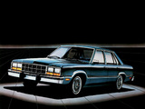 Photos of Ford Fairmont 1980–83