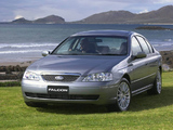 Pictures of Ford Falcon Fairmont (BA) 2002–05
