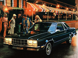 Ford Fairmont Futura (36R) 1979 wallpapers