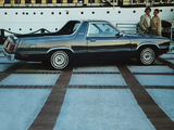 Ford Fairmont Durango by National Coach Products 1981 wallpapers