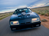 Ford Falcon GT Pursuit Special V8 Interceptor (XB) 1979 pictures