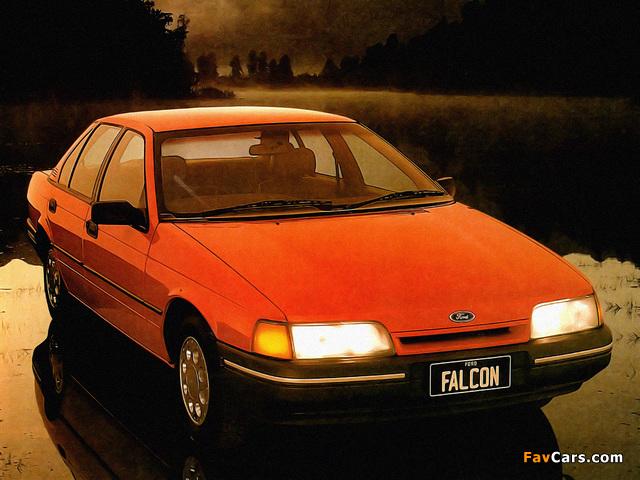 Ford Falcon (EA) 1988–91 images (640 x 480)