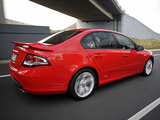 Ford Falcon XR8 (FG) 2008–11 images