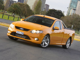 Ford Falcon XR6 Ute (FG) 2008–11 pictures