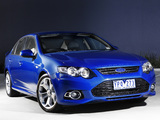 Ford Falcon XR6 (FG) 2011 wallpapers