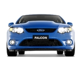 Images of Ford Falcon XR8 (FG) 2008–11
