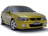 Pictures of Ford Falcon XR6 (BF) 2005–08