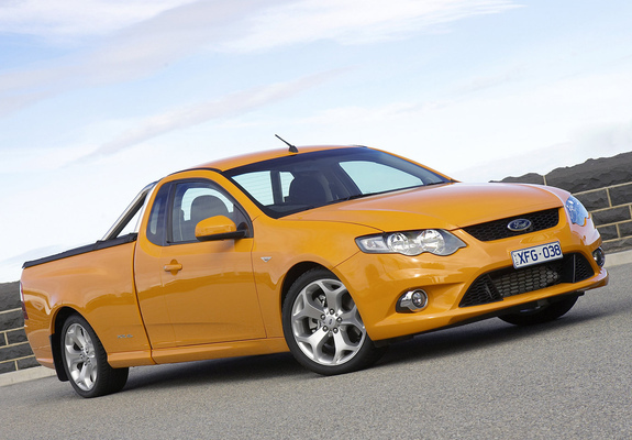 Pictures Of Ford Falcon Xr6 Ute Fg 200811