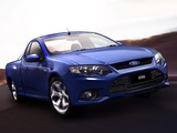 Pictures of Ford Falcon XR6 Ute (FG) 2011
