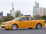 Ford Falcon XR6 Ute (FG) 2008–11 wallpapers