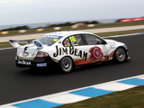 Jim Beam Racing DJR Ford Falcon (FG) 2009 wallpapers