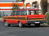 Ford Falcon Squire Station Wagon 1965 wallpapers