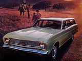 Ford Falcon Futura Wagon 1969 images
