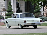 Photos of Ford Falcon 2-door Sedan 1960