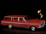 Pictures of Ford Falcon Futura Station Wagon 1965