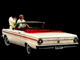 Ford Falcon Futura Convertible 1965 wallpapers